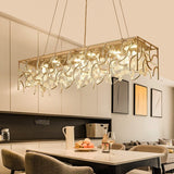 LED Pendant Light Dining room kitchens Hanging suspender light fixture home