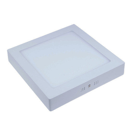 No cut ceiling 6W 12W 18W surface mounted LED ceiling lamp square LED panel downlights