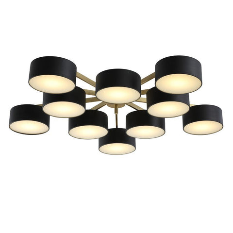 Modern Led Ceiling Chandelier Fixtures Lustre Led Chandeliers Lights For Living Room Bedroom