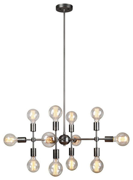 12-Light Pendant