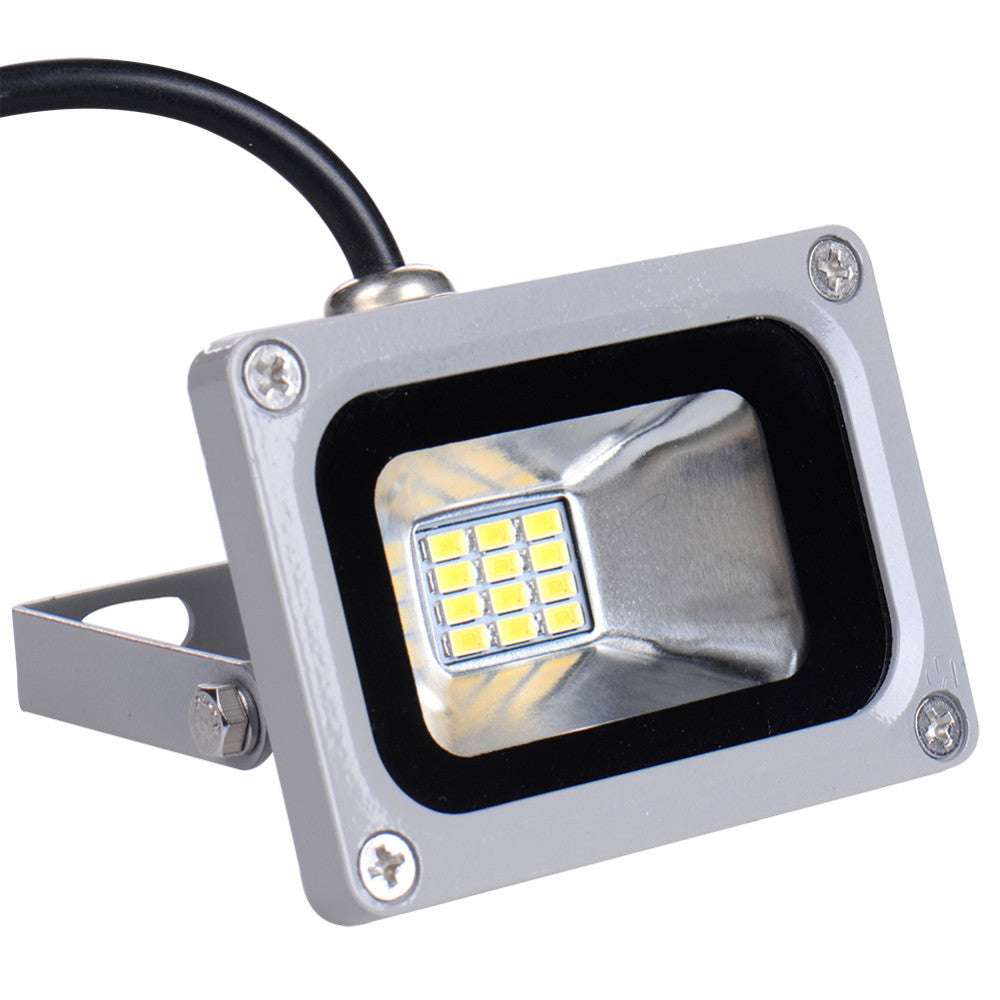 12V 10W Waterproof IP65 LED Flood Light Landscape Outdoor Floodlight G U2013  Topwish