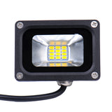 12V 10W Waterproof IP65 LED Flood Light Landscape Outdoor Floodlight Garden Spotlights
