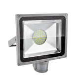 Waterproof 50w 4500LM 5630SMD Led Floodlight Led Sensor Flood Light Garden Lighting