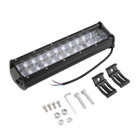 "120W 12"" LED Light Bar Offroad 4D Led Work Light Bar Spot Beam Driving Lamp"