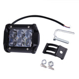 New 4D 30W Car LED Work Lamp ATV Off-road SUV Driving Spotlight Bar Lamp