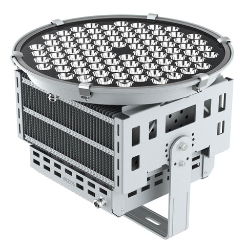 500W Led Floodlight High Power Led Outdoor Lighting Spot Flood Lights Reflector tower light