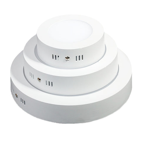 Surface Mounted LED Panel Lights Round  2835 SMD LED Ceiling Lights With Driver For Dinning Room