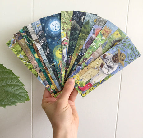 Complete Storytime Bookmark Collection - Save 20%
