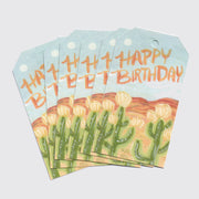 Desert Birthday | Gift Tags