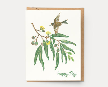 Eucalyptus Happy Day | Greeting Card BOT-103