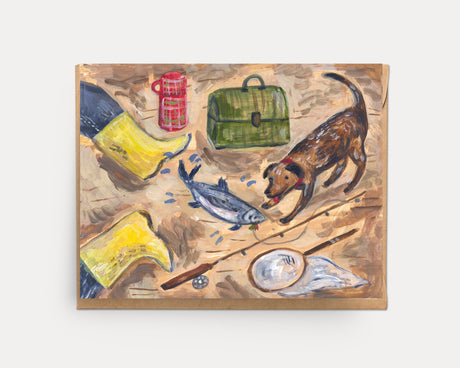 Fishing Trip | Greeting Card N-104