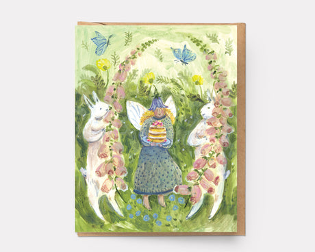 Garden Birthday | Greeting Card BD-107
