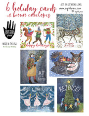 Holiday Collection | 6-card assorted set