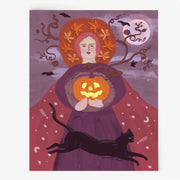 Pumpkin Queen | Print on paper