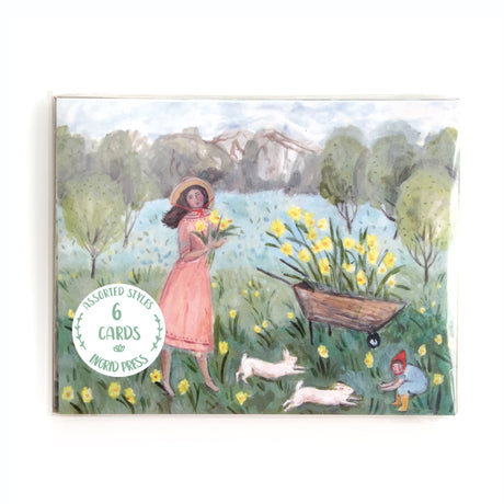 Spring Collection | 6-card assorted set