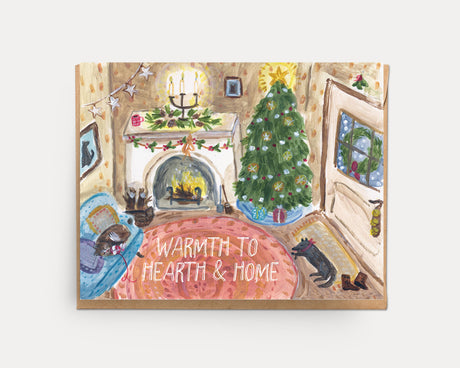 Hearth and Home | Greeting Card H-108