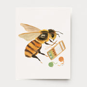 Weaving Bee Cards