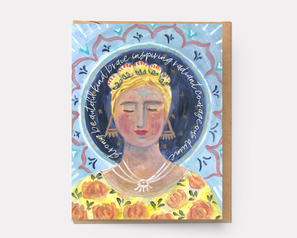 Empowered Woman | Greeting Card E-102