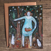 Fall Bounty | Greeting Card U-101
