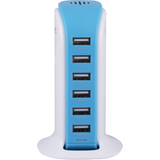 Multiport Smart USB One Home One Charger - tnext