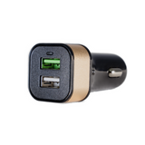 Dual Port Car Charger Qualcomm 3.0 - tnext