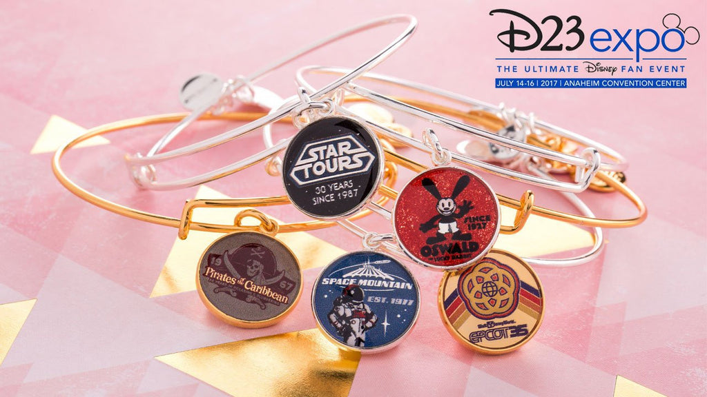Here's the inside scoop about the sparkling selection of jewelry designs being released during the #D23Expo:…