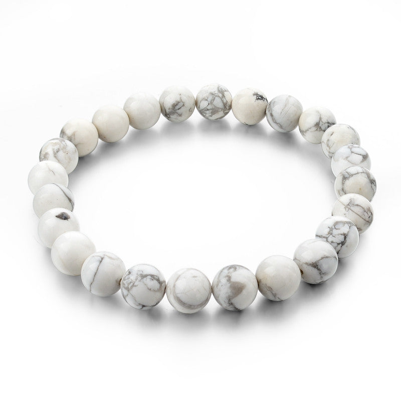 Natural Stone Strand Bracelets With Stones Love Casual Men Jewelry