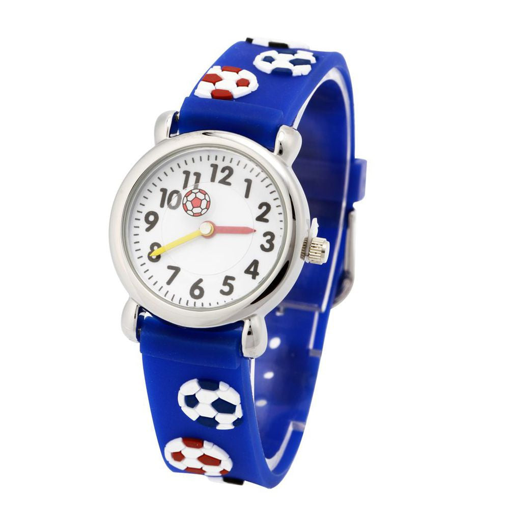 Children silicone watch Brand Quartz Wrist Watch Baby For Girls Boys