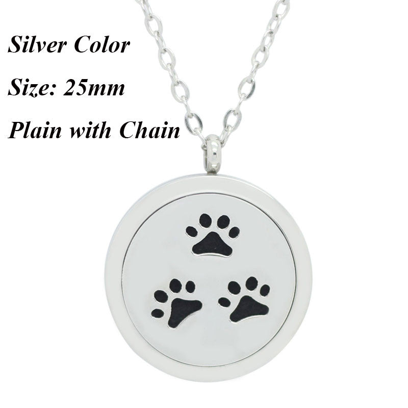 Chain as gift! Wholesale magntic silver 316l stainless steel