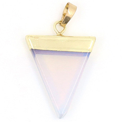 CSJA 2015 Reiki Healing Natural Gem Stone Fashion Jewelry Gold &