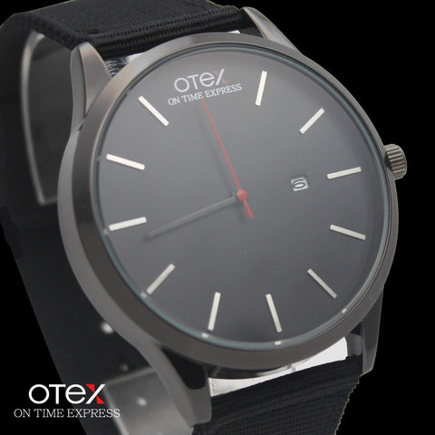 otex Clock Men's Watch Men 9028 Business Mens Watches Top Brand Luxury Quartz-watch Wristwatches Relogio Masculino 2016