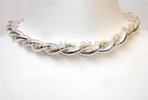 DIY Flexible Snake Necklace 6mm European Bendy Twisty Bendable Snake