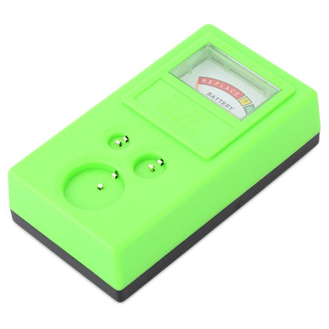 New Plastic Watch Battery Power Checker Button Cell Tester Gadget for Instant Testing Battery Capacity Horloger Watch Fan Gifts