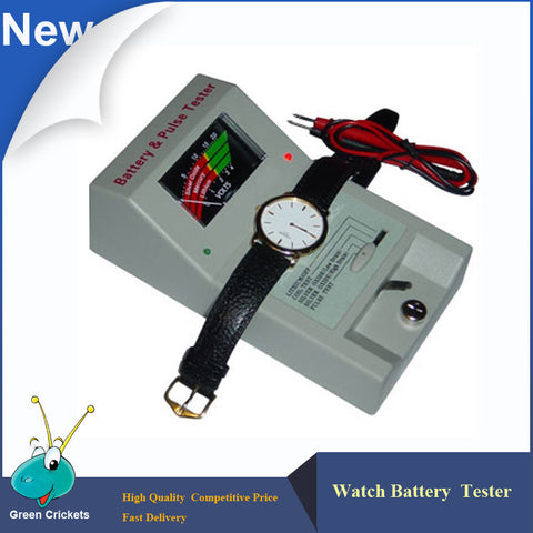 Free Shipping 2015 Latest Watch Repairing Quartz Watch Tester Tools,Watch Batteries and Movements and Quartz WatchTester