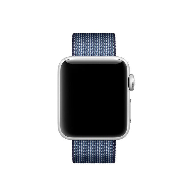 New Arrival Nylon Strap for Apple Watch Band Nylon Band With
