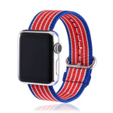 New Arrival Nylon Strap for Apple Watch Band Nylon Band With Built-in Adaptor,for iWatch Nylon Band 42MM/38MM