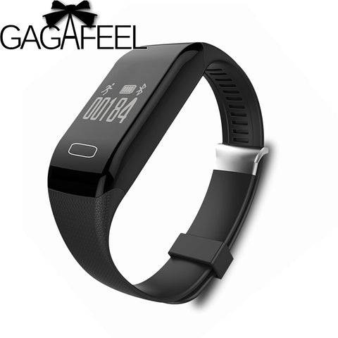 Bluetooth Smart Watch Real Time Heart Rate Monitor Smart Bracelet Women Men Sleep Monitoring Clock