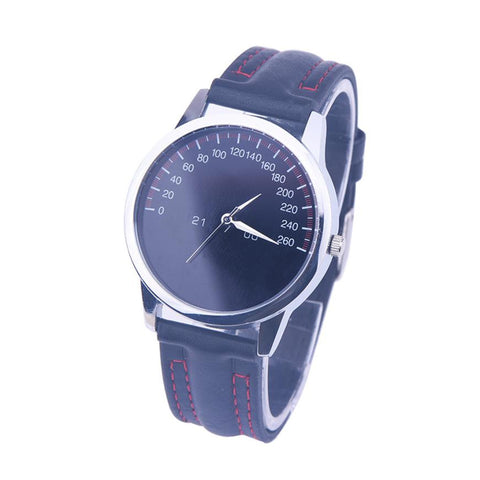 Fashion Women's Watch  Ladies  Leather Band Analog Quartz Sport Casual
