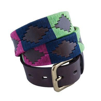 Pioneros-Argentinian-Polo-Belt-in-GreenNavyBerry.jpg