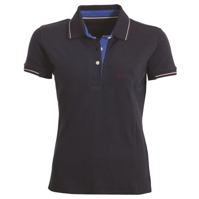 Mark Todd Betty Short Sleeve Polo Shirt