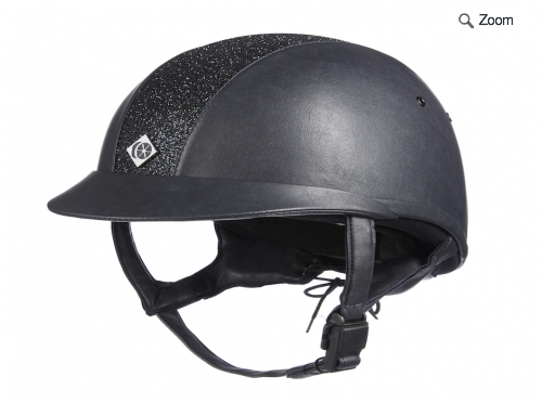 Charles Owen eLumen8 Helmet Leather