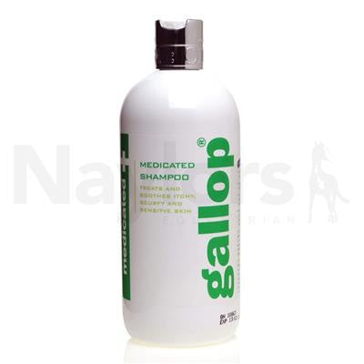 CDM Gallop Medicated Shampoo 500ml