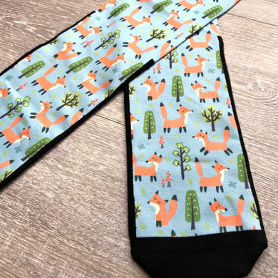 D & S Boot Sock - Can't Stop The Fox
