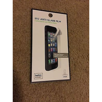 Belkin F8W391ww2-APL Iris Anti Glare Film For Iphone 5s Screen Protector 2 Pack - AMPLE OUTLET