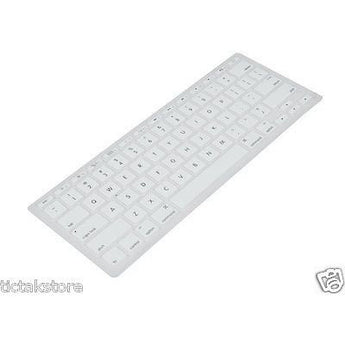 Monoprice Peel Keyboard Cover and Screen Cushion for 13-inch MacBook Air - White - AMPLE OUTLET