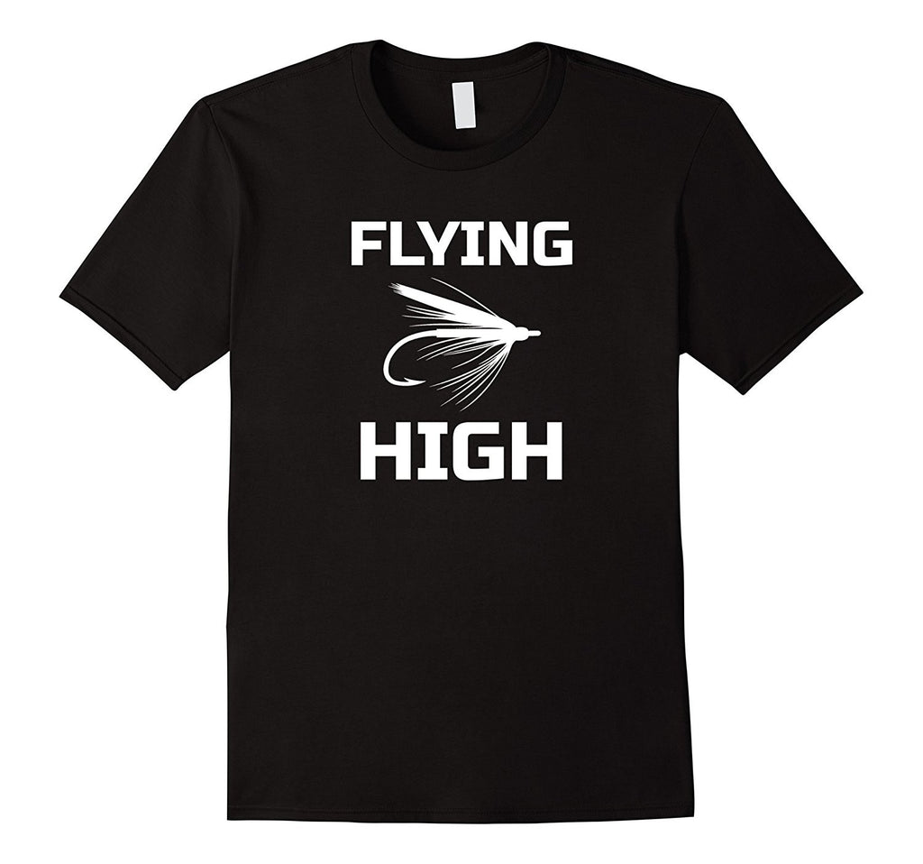 FUNNY Fly Fishing T Shirts for Fishermen