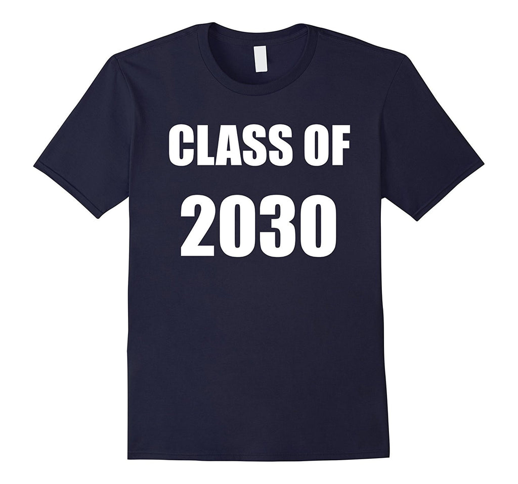 Top of the Class Tees Class of 2030 Kindergarten T-shirt