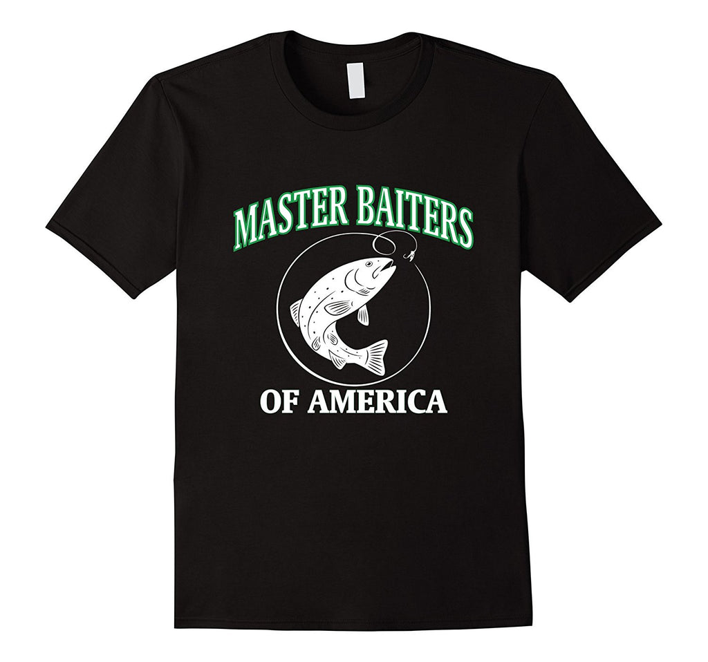 Master Baiters Fishing T-Shirts