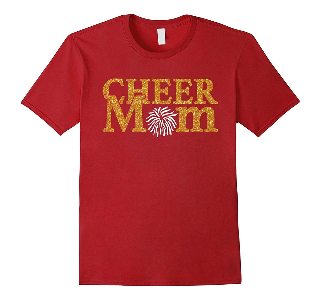 Cheer Mom Gold