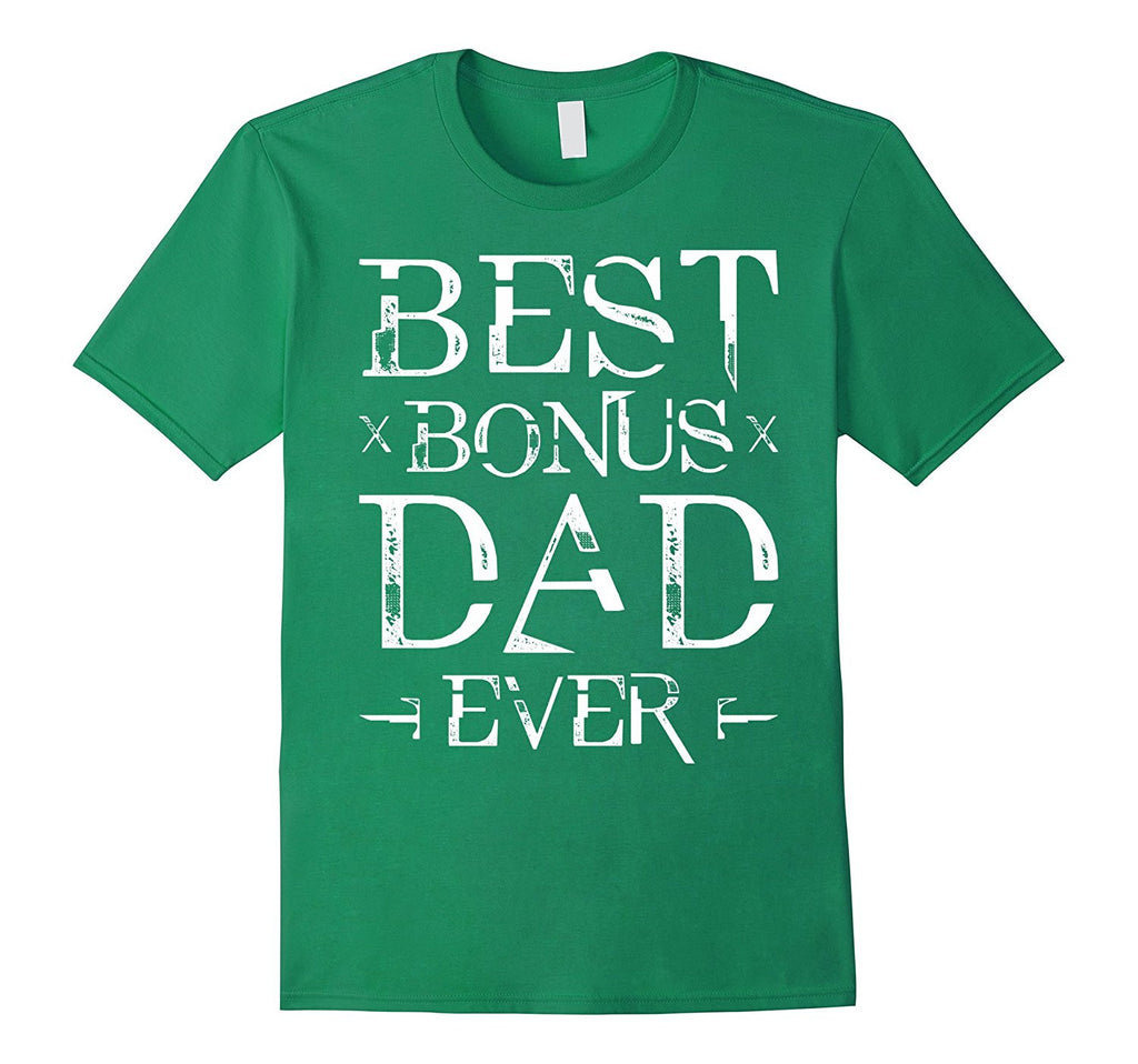 Best Bonus Dad Ever Fathers Day Gift for Step Dad